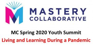 Mastery Collaborative Youth Summit Sign
